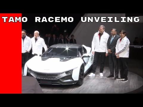 Tata Motors TAMO RACEMO Unveiling