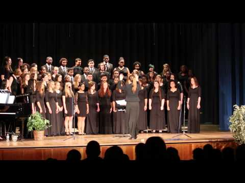 Jekyll and Hyde Medley- Courtland High School Select Choir (and friends)