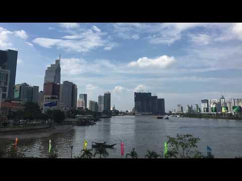 Exploring Ho Chi Minh City (Saigon) - Vietnam