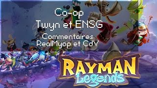 Speed Game Hors-série: Rayman Legends Co-op !