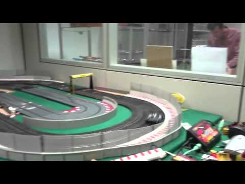 Slot.it autonomous slot car