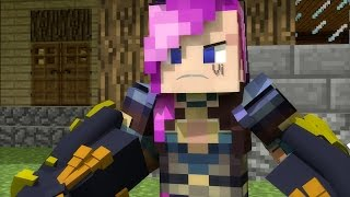 """Assault and Battery"" - Minecraft Animation"