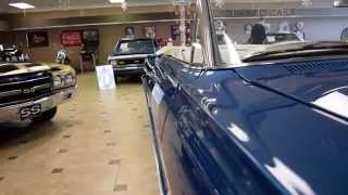 Walk Around & Start 1963 Chevy Impala SS #2416