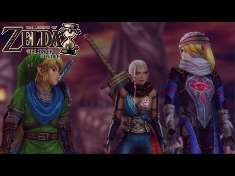 Hyrule Warriors: The Hero of Time and Shade Lore