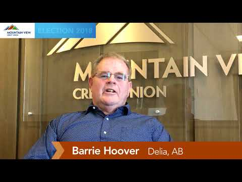 2018 Board of Directors Election Video (J. Barrie Hoover)
