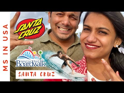vlog-#2---i-took-her-to-santa-cruz-boardwalk