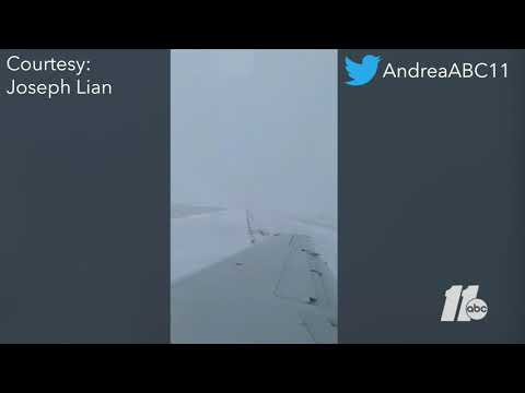 image for A Plane Slid Off Of An Icy Runway In Chicago This Morning