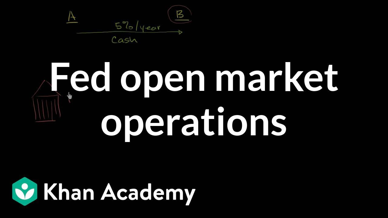 limitations of open market operation 7 there are two types of open market operations: _____ open market operations are intended to change the level of reserves and the monetary base, and _____.