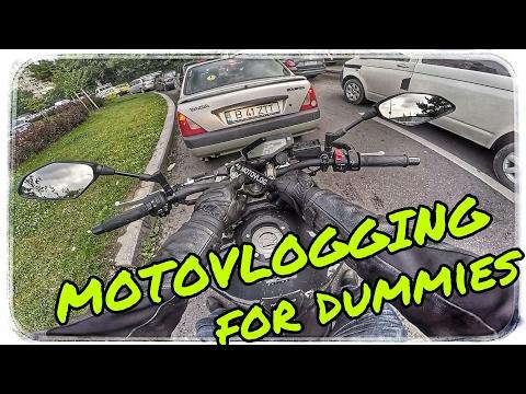 Ce-ţi trebuie pentru motovlogging