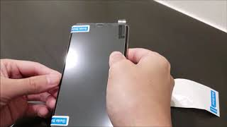 How To: Perfect Installation iPhone 11 Pro Max or XS Max Tempered Glass Screen Protector by RinoGear