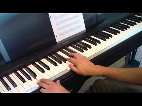Piano Tutorial - No One - Alicia Keys - easy