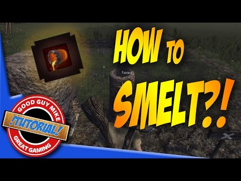 How to Smelt - Life is Feudal