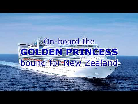 Day 01 On Board Golden Princess In Melbourne Jan23 2016