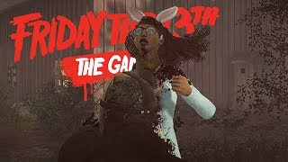 O BUG QUE ME REVIVEU - Friday The 13th The Game
