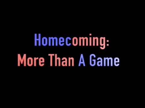 Allegany Vs Fort Hill Homecoming: More Than A Game