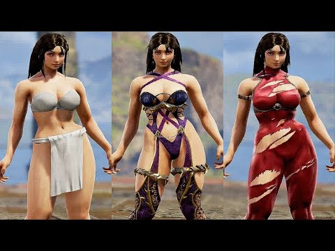 Soul Calibur 6 - Character Creation & Customization Showcase