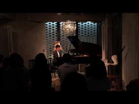 絆 ピアノ弾き語り