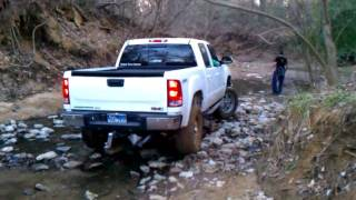 Gmc sierra off road