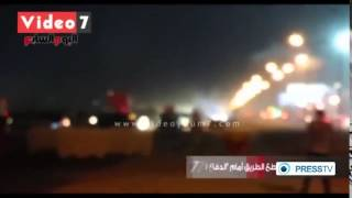 Video [RAW] EGYPT FOOTBALL RIOT At Cairo Stadium - 40 Killed download MP3, 3GP, MP4, WEBM, AVI, FLV Oktober 2017