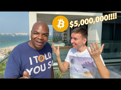 BITCOIN TO $5,000,000 ACCORDING TO CARL FROM THE MOON!!!!