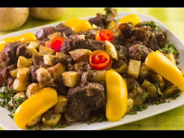 روايح من بلدنا - ابلة منال - كباب حلة+ عصير جوافه بالرمان وبرتقال ج1
