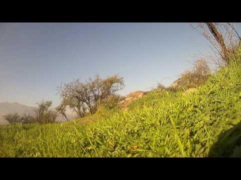 Saltos En Cerro La Ballena Y Ciudad Del Este