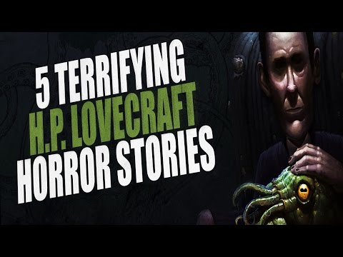 5 Terrifying H.P. Lovecraft Tales ― 3+ Hours Classic Scαry S