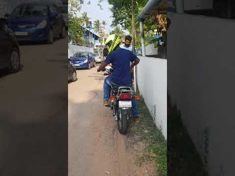 Yamaha rx 135 fully ported Kerala no 1 rx