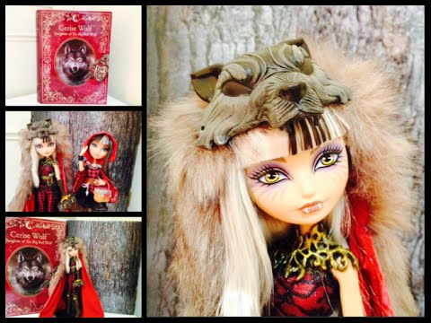 Review - Cerise Wolf - SDCC 2014 - Ever After High - PT-BR ...