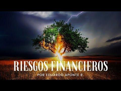 Riesgos Financieros - Clases, Ejemplos y como gestionarlos