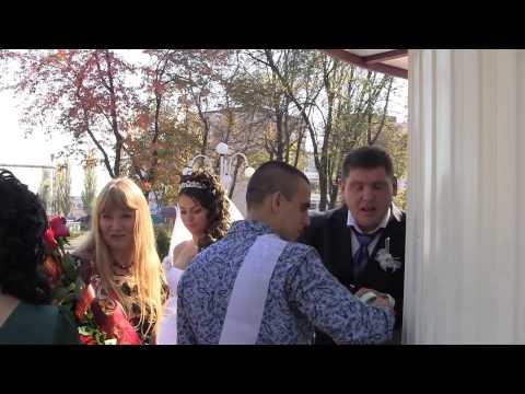 Свадьба Новокубанск прогулка