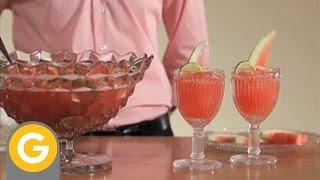 Abc Gourmet. Coctelería. - Ponche De Tequila