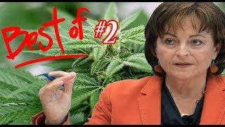 Best Of Marlene Mortler Teil 2 - unsere inkompetente Drogenbeauftragte