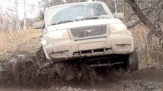 OFF Road 4x4 УАЗ Патриот клуб Новосибирск - UAZ Patriot OFF-Road 4x4
