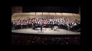 keltic song ccsd honor choir