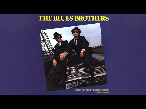 The Blues Brothers - Everybody Needs Somebody To Love (Official Audio)