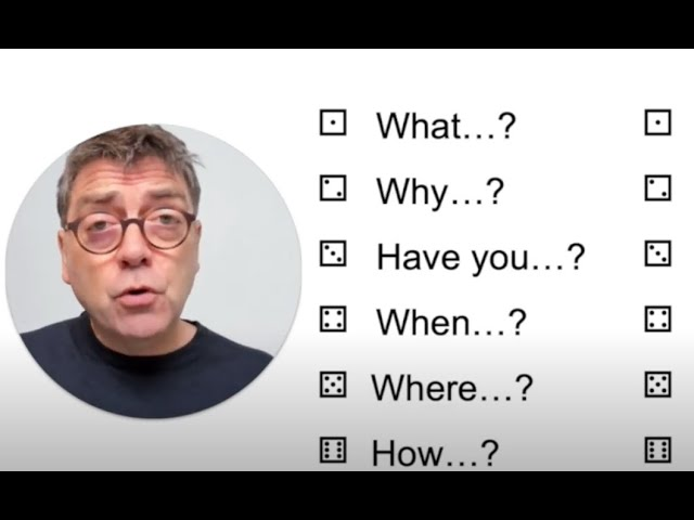 Dice question activity