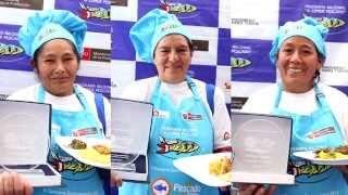 Baixar II Concurso Gastronómico 'Come Pescado con todo' en Cusco