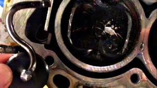 Заклинил двигатель на ходу: причины. Разбираем мотор Lexus RX 350/Engine problem