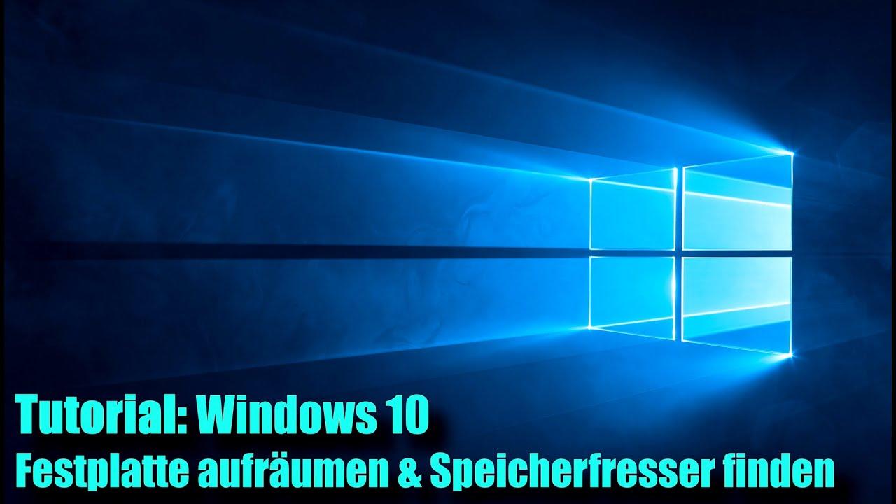 Windows Aufräumen