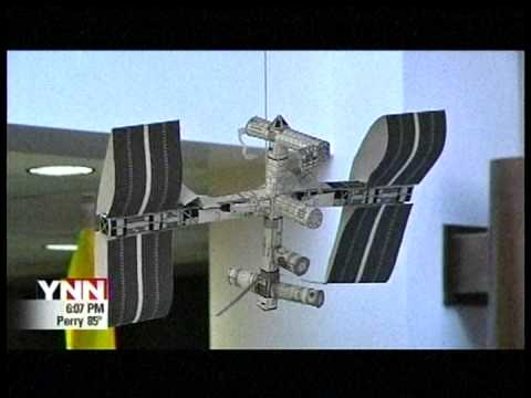 RIT on TV: Chat with Int'l Space Station