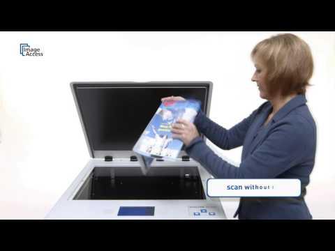 WideTEK 25 Wide Format CCD Flatbed Scanner