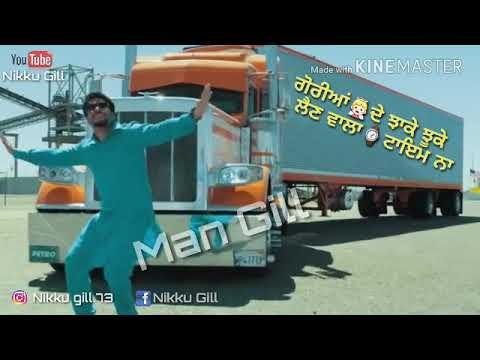 New songs _ Pakke truckan wale  (nishawn bhullar)  +601139943501