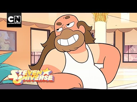 The Bazzzillionaire | Steven Universe | Cartoon Network