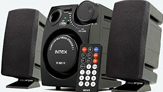 Intex IT 881U speaker unboxing and review are they back best speaker under 1200
