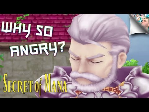 UPDATE - I Played The Secret of Mana HD Remake & Lots of People Are Angry About it // New Info!