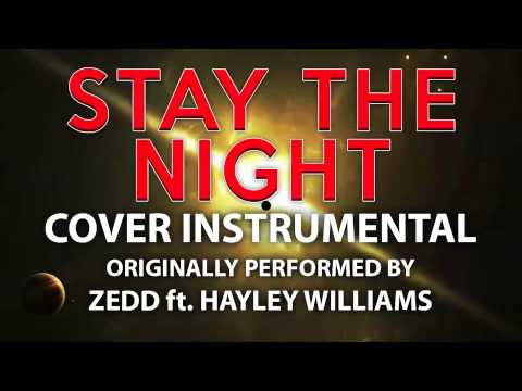 Stay the Night (feat. Hayley Williams of Paramore) — Zedd ...