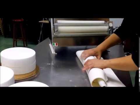 cake sheeter machine