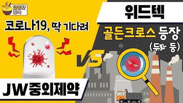 [달콤한 종목] 위드텍 vs JW중외제약 / 달콤한 종목
