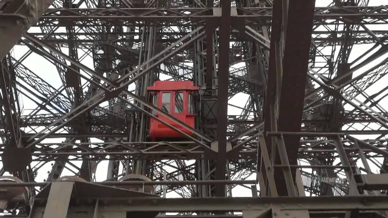 Image result for Fun Facts About Eiffel Tower Lifts